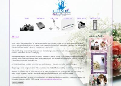Celestial Weddings