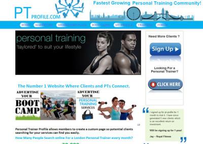 Professional Trainer Profile