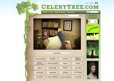Celery Tree Online Bookstore