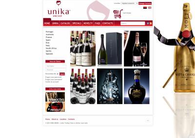 Unika – WINE SHOP