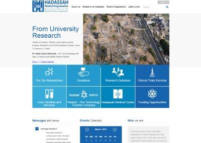 Hadassah Medical Organization