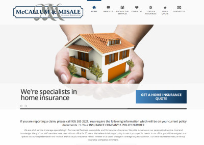 Mccallum Insurance