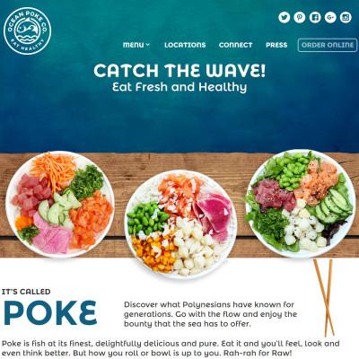Ocean Poke
