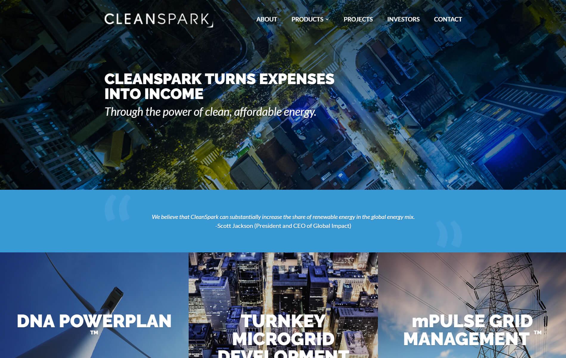 Clean Spark